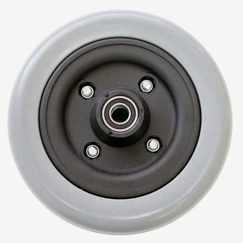 Two Piece Caster Wheels