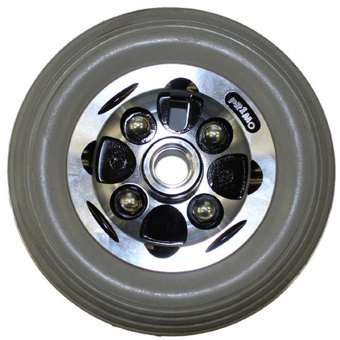 Alloy 2 Piece Caster Wheel