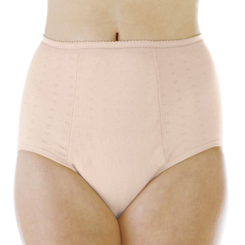 Maximum Absorbency Full Cut Panty (Beige)