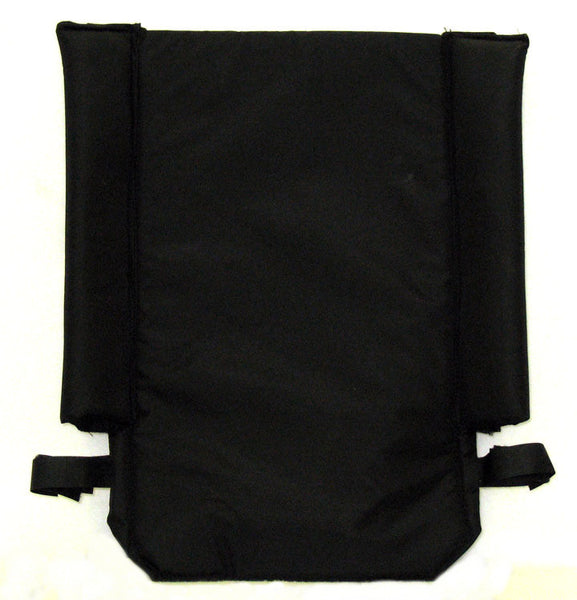 Fold Over Padded Back