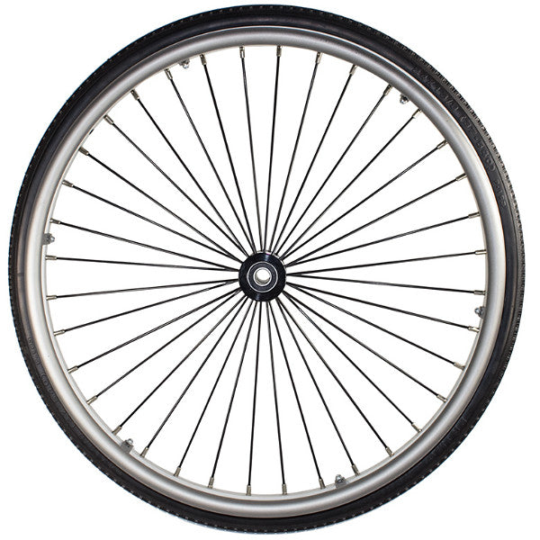 Bariatric 36 Spoke Wheel