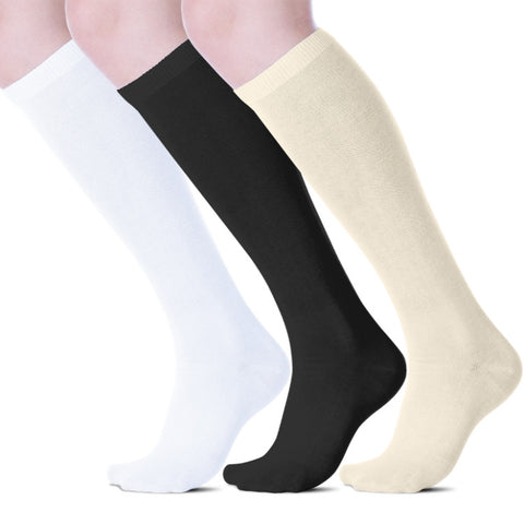 Buster Brown Cotton Knee High Socks - Asst'd
