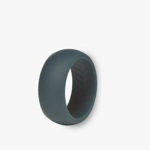 Men's Solo Silicone Ring Slate Blue