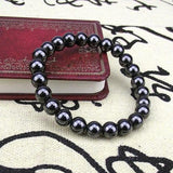 Bracelet Hématite Purification-Yoga Zen Boutique