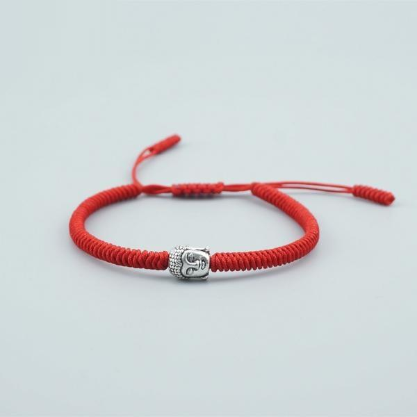 Bracelet Tibétain Bouddha - 3 couleurs-Yoga Zen Boutique