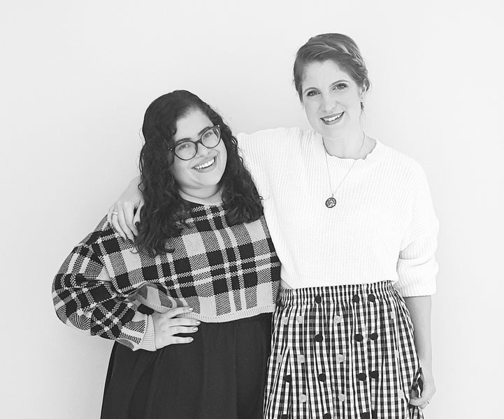 Sitting down with Charlotte and Maria - Founders of From Belo