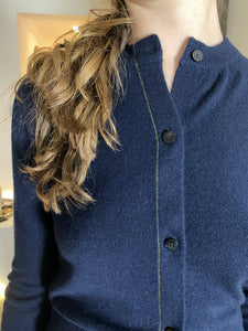 The Beatrice  Cashmere Cardigan