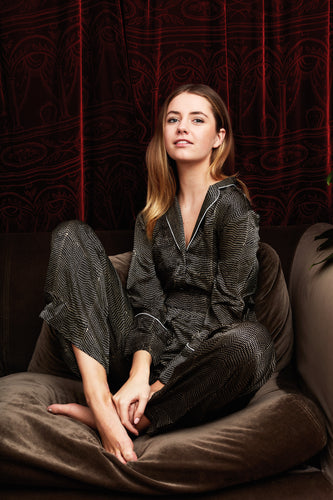 Mona Midnight Jumpsuit
