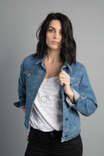 Load image into Gallery viewer, Kalahari Denim Jacket
