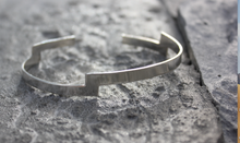 Load image into Gallery viewer, Tiny Cuff Bracelet