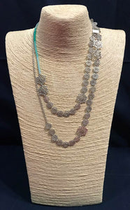 Neelam necklace