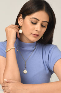 Ramya reversible necklace
