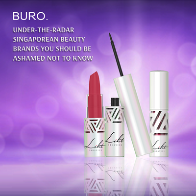 [FEATURE] BURO: Under-the-radar Singaporean beauty brands you should be ashamed not to know