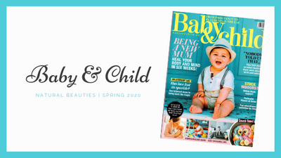 [FEATURE] BABY & CHILD SPRING 2020 - NATURAL BEAUTIES