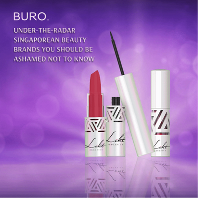 [FEATURE] BURO - Under-The-Radar Singaporean Beauty Brands You Should Be Ashamed Not To Know