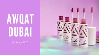 [FEATURE] AWQAT DUBAI - Liht Organics: The First Premium Organic Makeup Brand
