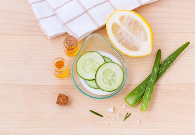 4 DIY Organic and Natural Aloe Face Masks for Every Skin Type