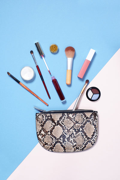 3 DIY Organic and Natural Solutions to Spring Clean Your Makeup Bag