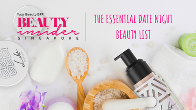 Beauty Insider - The Essential Date Night Beauty List