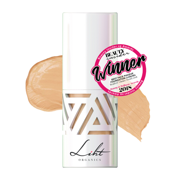 YOUTH ELIXIR LIQUID FOUNDATION (15 ML)