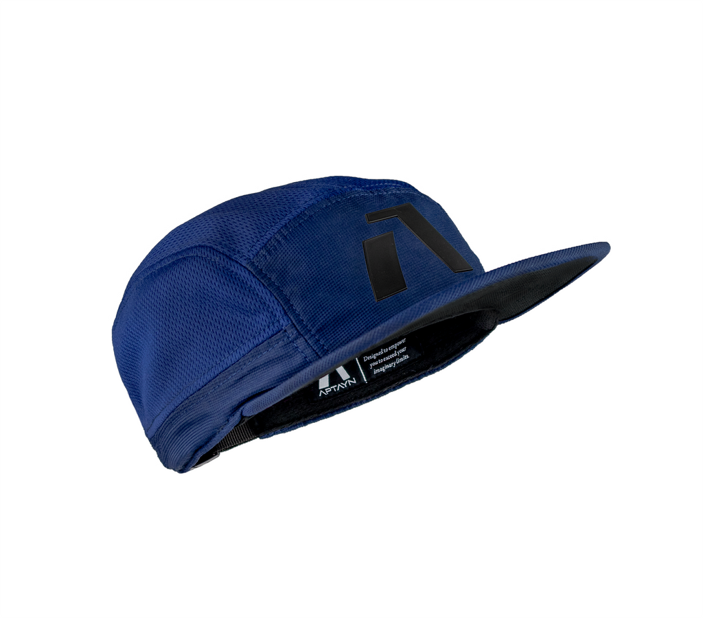 Cursa Edition Running Cap - Mystic Blue