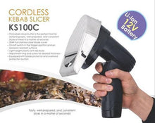 Load image into Gallery viewer, Doner Cutter Wonderper Cordless Shawarma Shaver - Wonderper