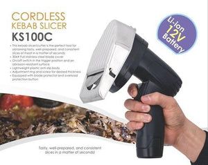 Wonderper  Cordless Gyro Knife - Wonderper
