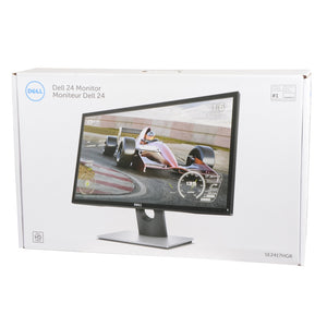 Dell SE2417HGR VGA HDMI LED 23.4 in. Monitor