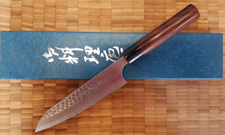 Masakage Anryu Aogami Gyuto 180mm - Cutting Edge Knives