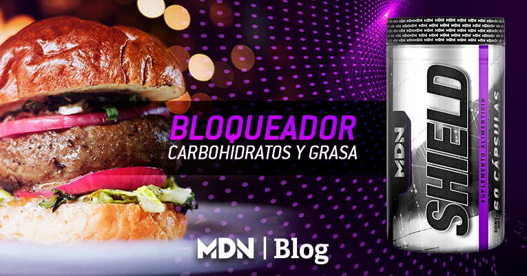 Bloqueador de grasas y carbohidratos: SHIELD | MDNLabs