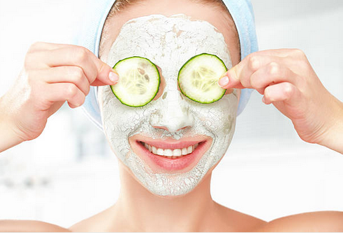 Botanical Clay Masks-Aloe Cucumber Peel