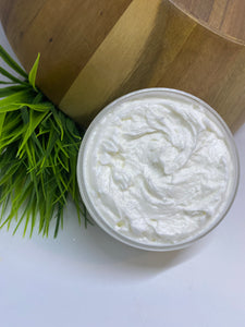 Frankincense & Myrrh Whipped Body Butter
