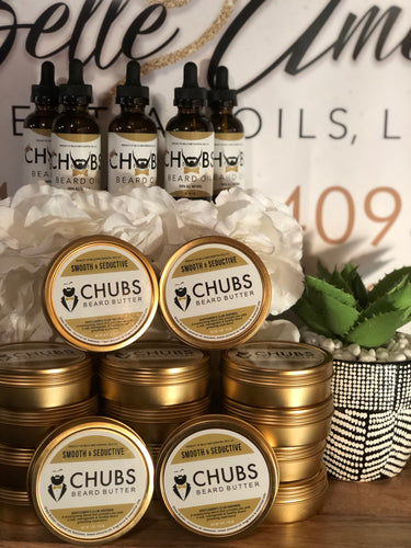 CHUBS Beard Butter~ SMOOTH & SEDUCTIVE