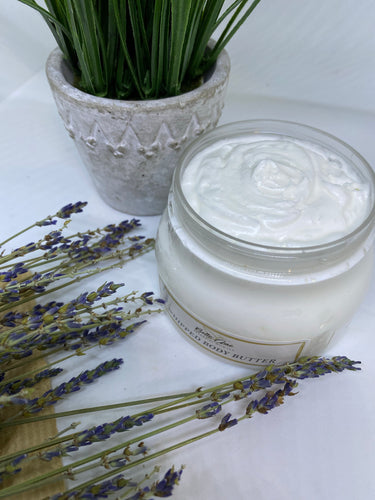 Lavender Mint Whipped Body Butter
