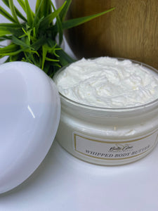 Patchouli Vanilla Whipped Body Butter