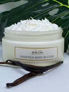 Blackseed Vanilla Whipped Body Butter
