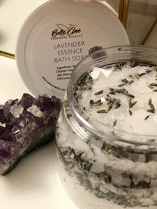 Lavender Essence Bath Soak