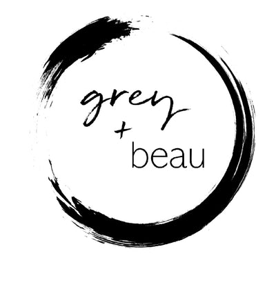 Grey and Beau