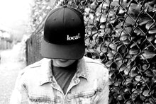 Local Flexfit Hat (BLACK)