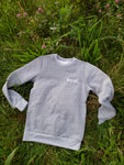 Local Unisex Sweatshirt (Marled White)