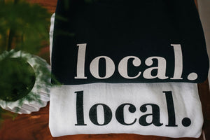 Local Unisex Sweatshirt (BLACK)