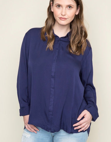 Anne Button Down Tunic