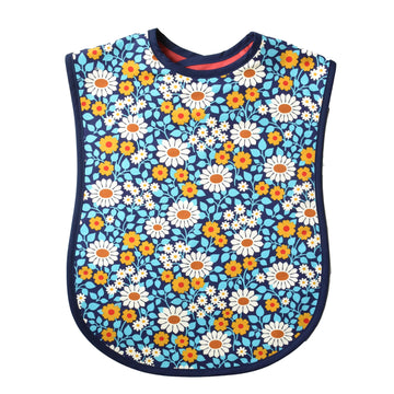 Hello Daisy Reversible Adult Bib