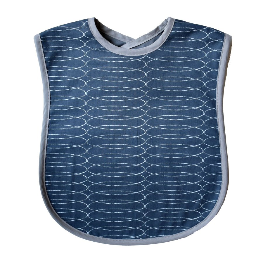 2 Small/Youth Reversible Adult Bib Set