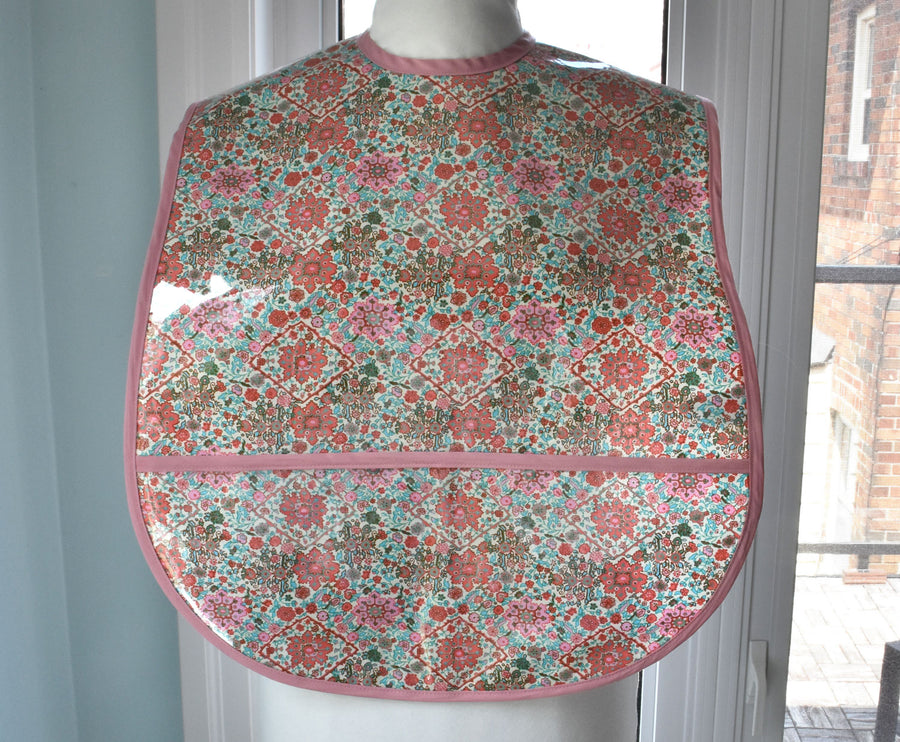 Kaleidoscope Extra Large Adult Bib