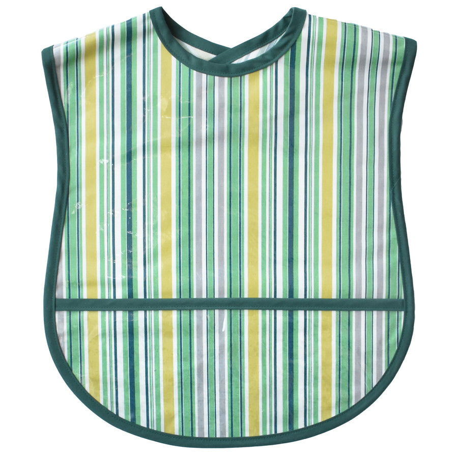 Awning Stripe Small/Youth Adult Bib