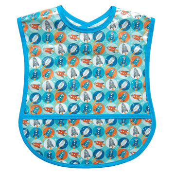 Blue Rockets Small/Youth Adult Bib