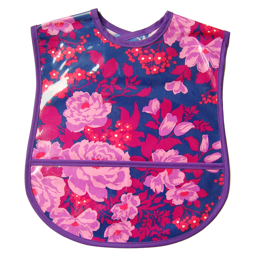 Rose Bouquet Small/Youth Adult Bib