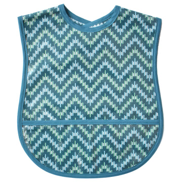 Zig Zag Small/Youth Adult Bib