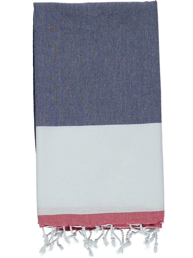 SAVONA THROW • SURF WYOMING x The Riviera Towel Company • 3 COLOR OPTIONS